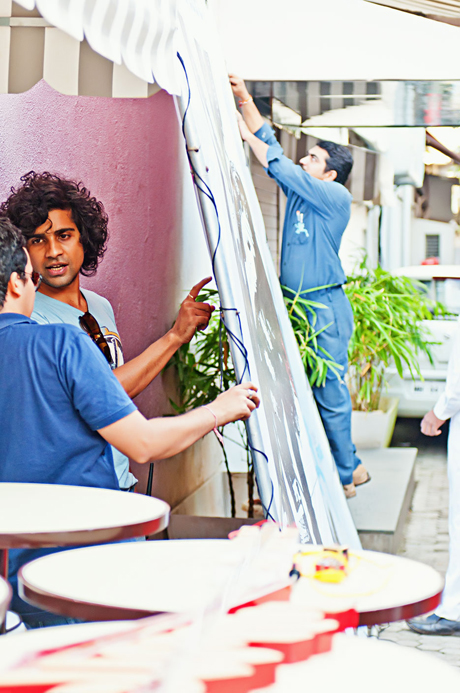 Miller High Life launch photography | Mumbai | Official Photographer : Naina