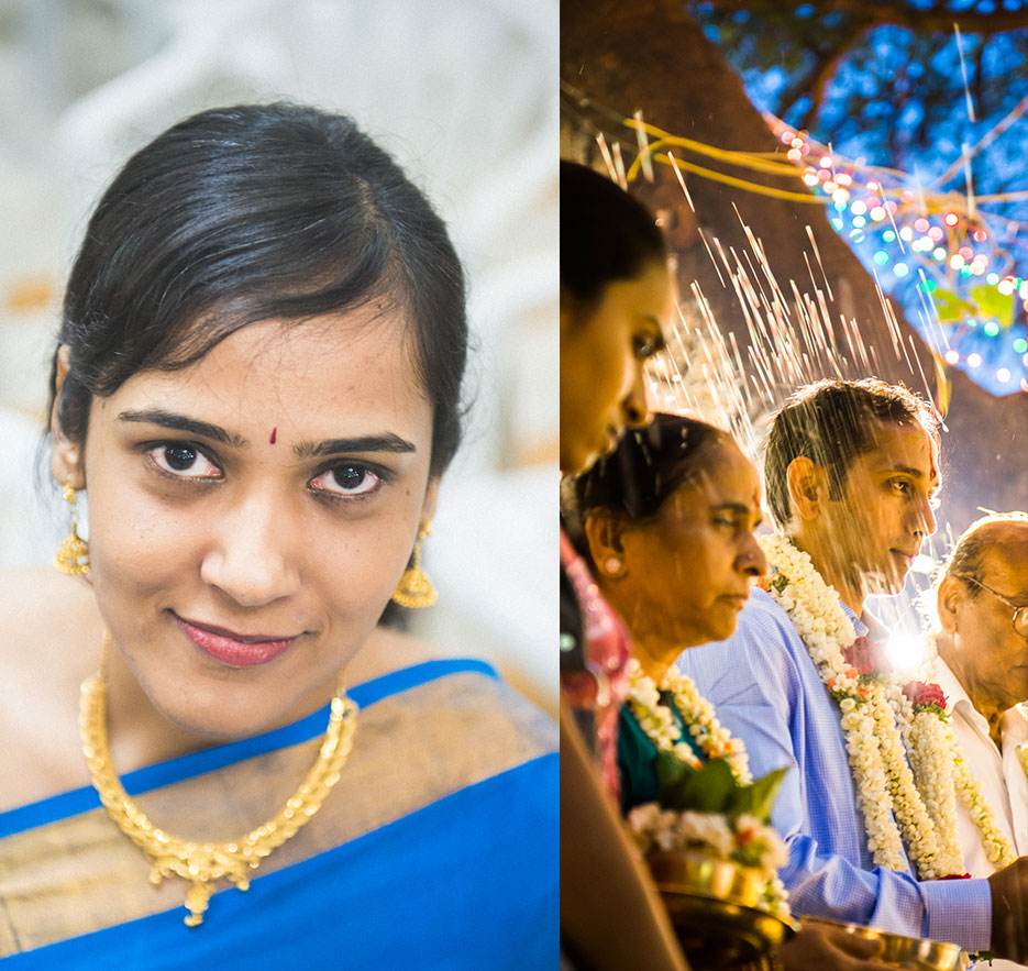 Bangalore sky and my best friend's wedding. Photography by professional Indian lifestyle photographer Naina Redhu of Naina.co