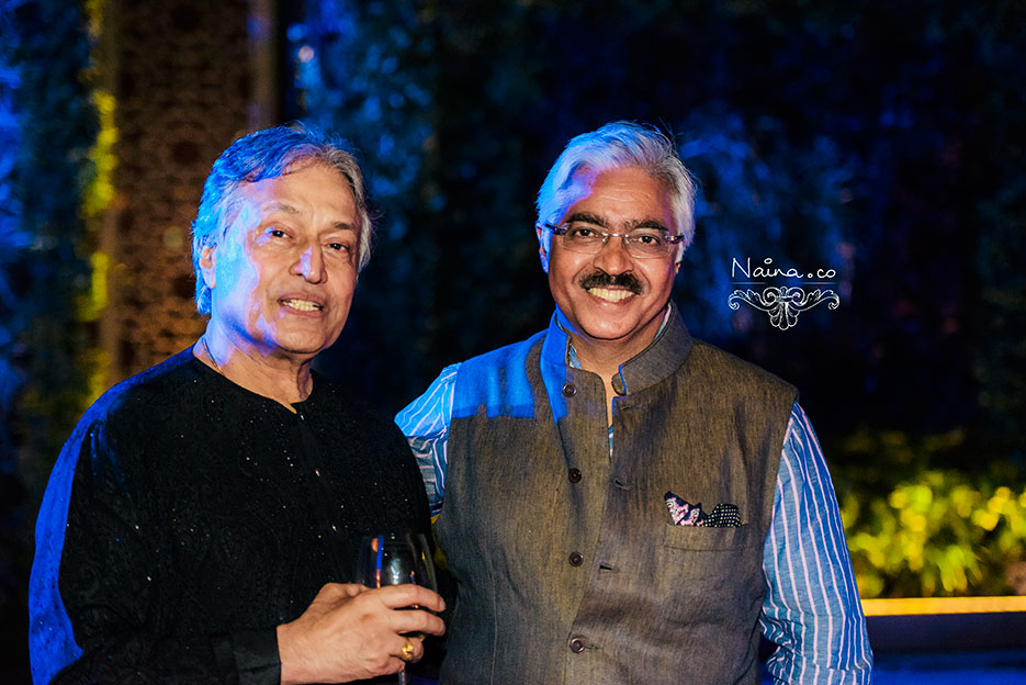 Chivas 18 Dinner hosted by Ustaad Amjad Ali Khan at Leela Palace, New Delhi. By Showhouse events. Photographs by photographer Naina Redhu of Naina.co
