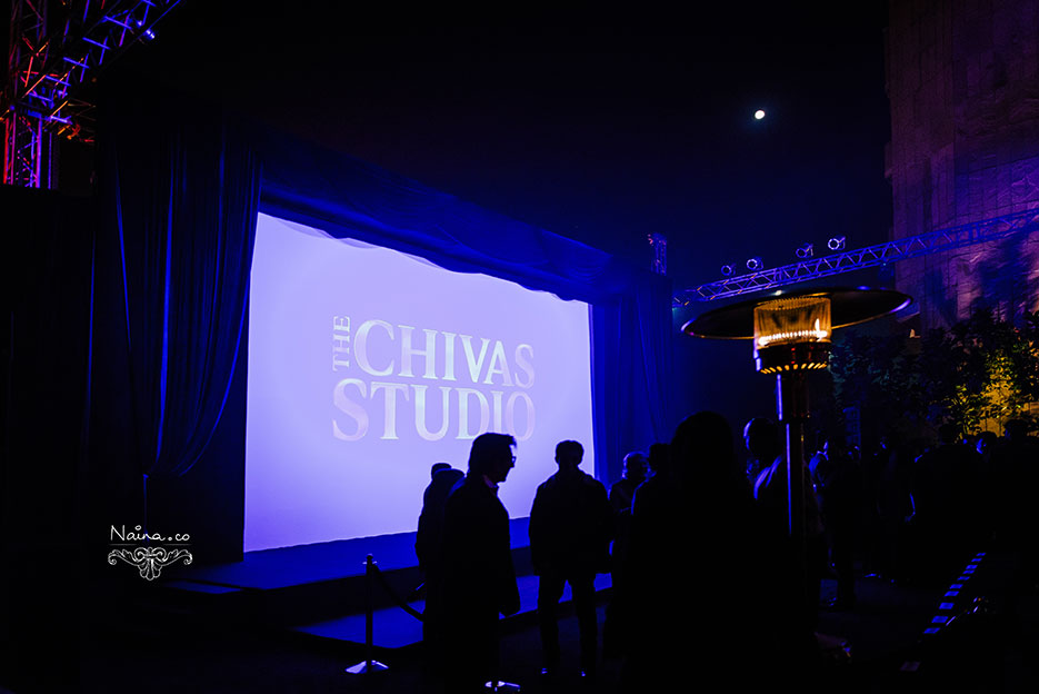 Chivas Studio 2012, New Delhi, Day One, Rohit Bal Tamasha, ITC Maurya photographed by Lifestyle Photographer Naina Redhu of Naina.co