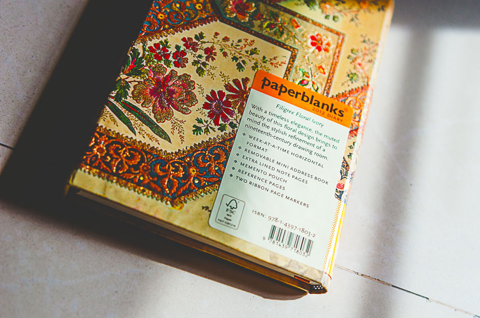 paperblanks : intricate inlays : writing journals, diaries and blank books. Photography by professional Indian lifestyle photographer Naina Redhu of Naina.co