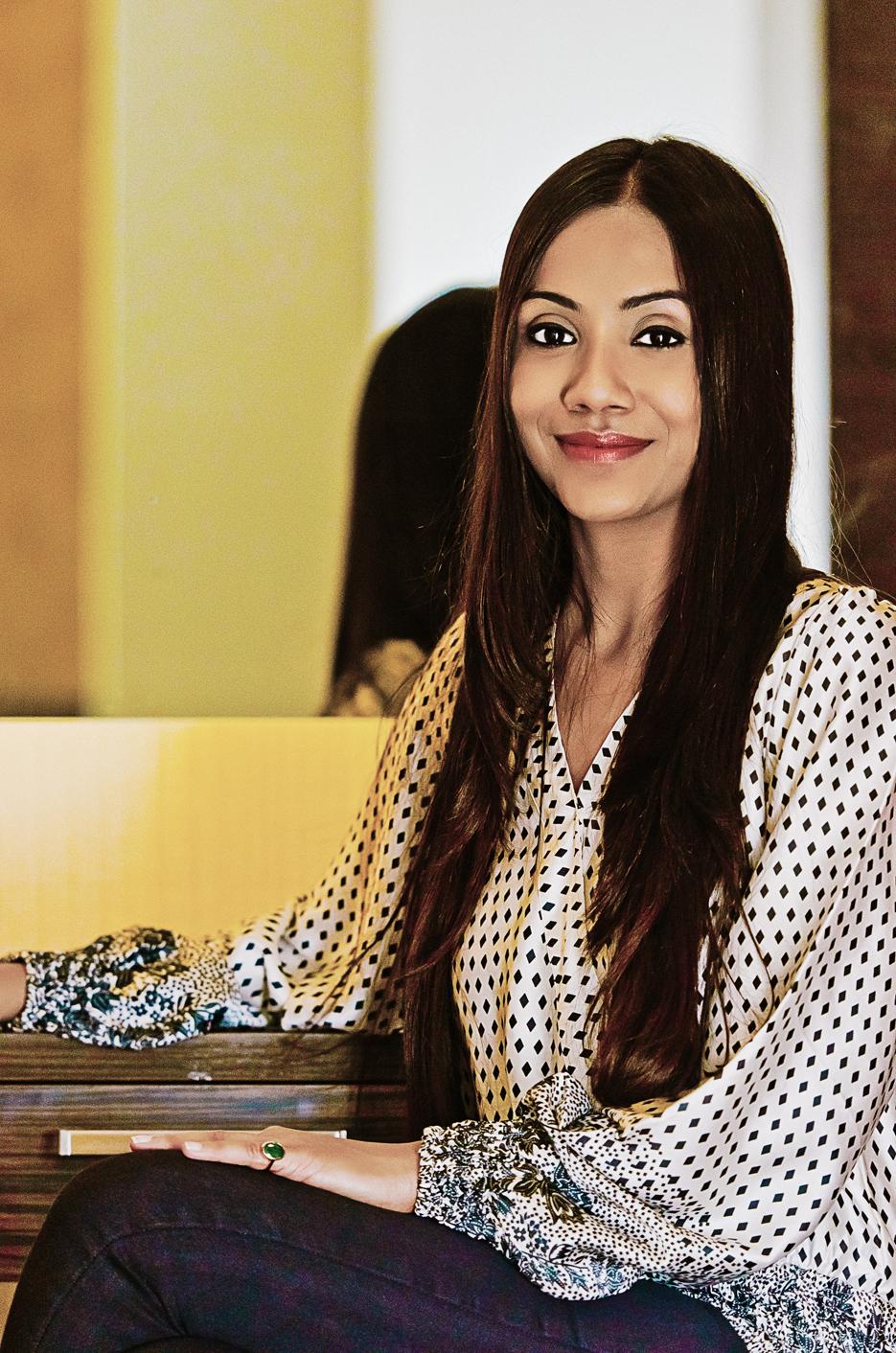 Preeti Aggarwal, Jewelry designer. Photography by professional Indian lifestyle photographer Naina Redhu of Naina.co