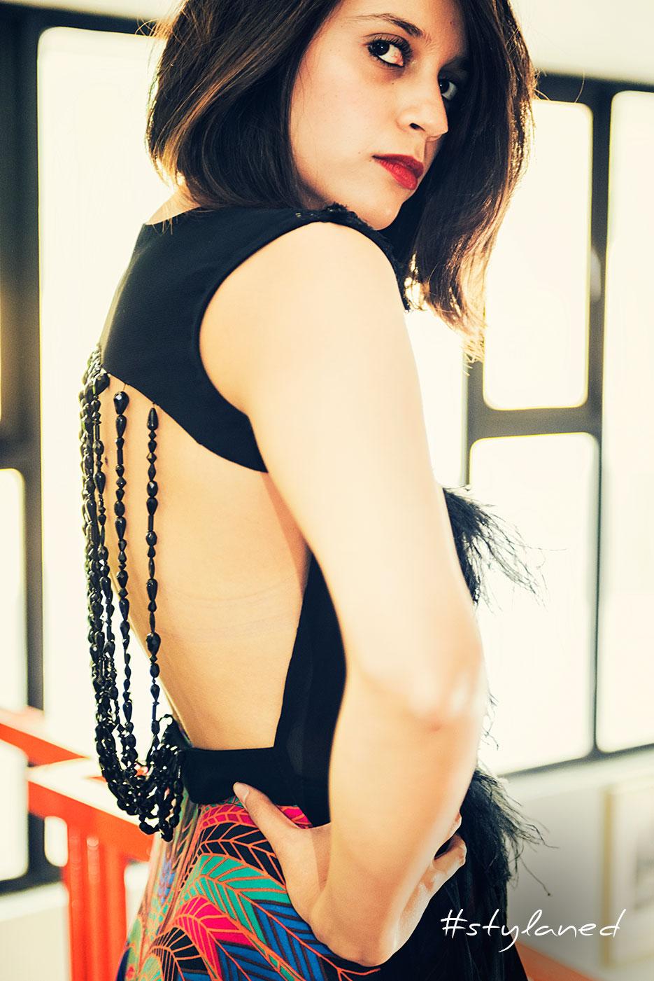 #stylaned Fashion features by photographer Naina Redhu and designer / stylist / blogger Akanksha Redhu for Ritu Kumar