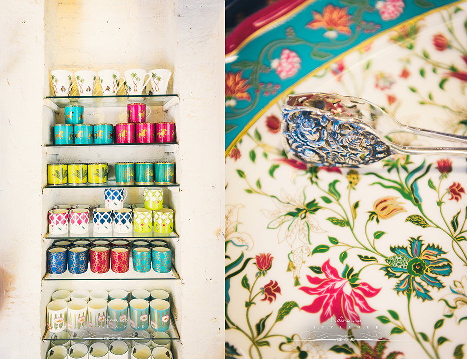 Stylaned for the GoodEarth Store, Khan Market, New Delhi by Lifestyle & Luxury Photographer & Blogger Naina Redhu of Naina.co and Akanksha Redhu