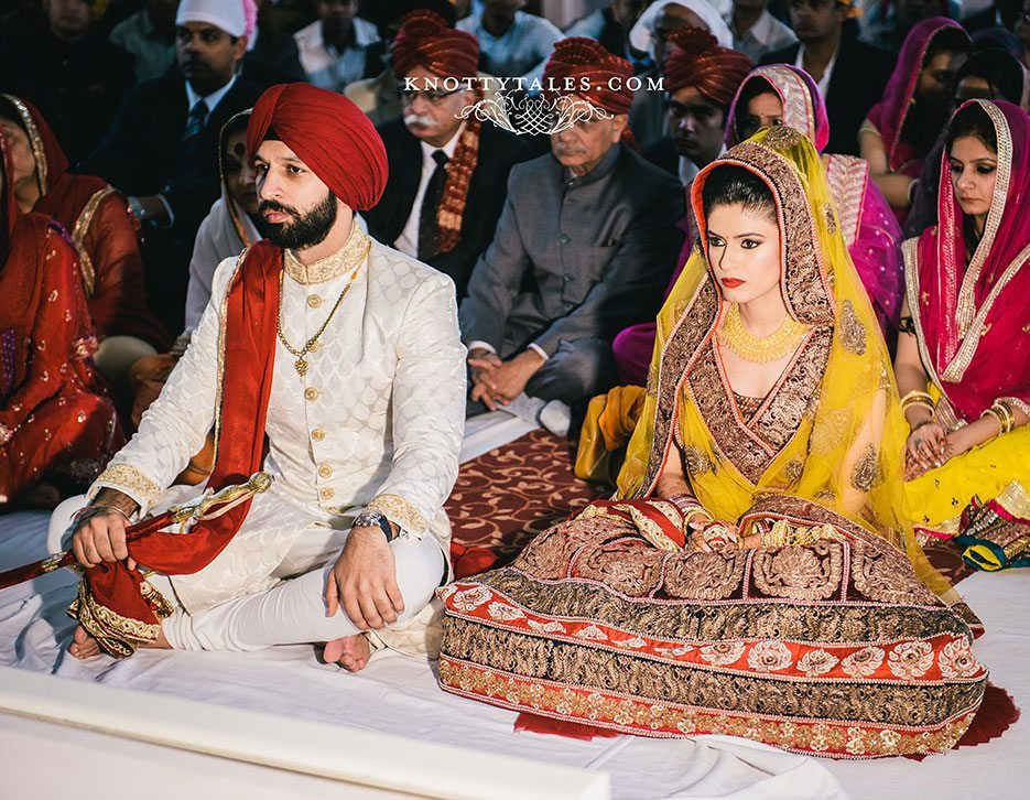 Indian wedding photographer : photography by Naina and Knottytales | Gursimran and Sheleja