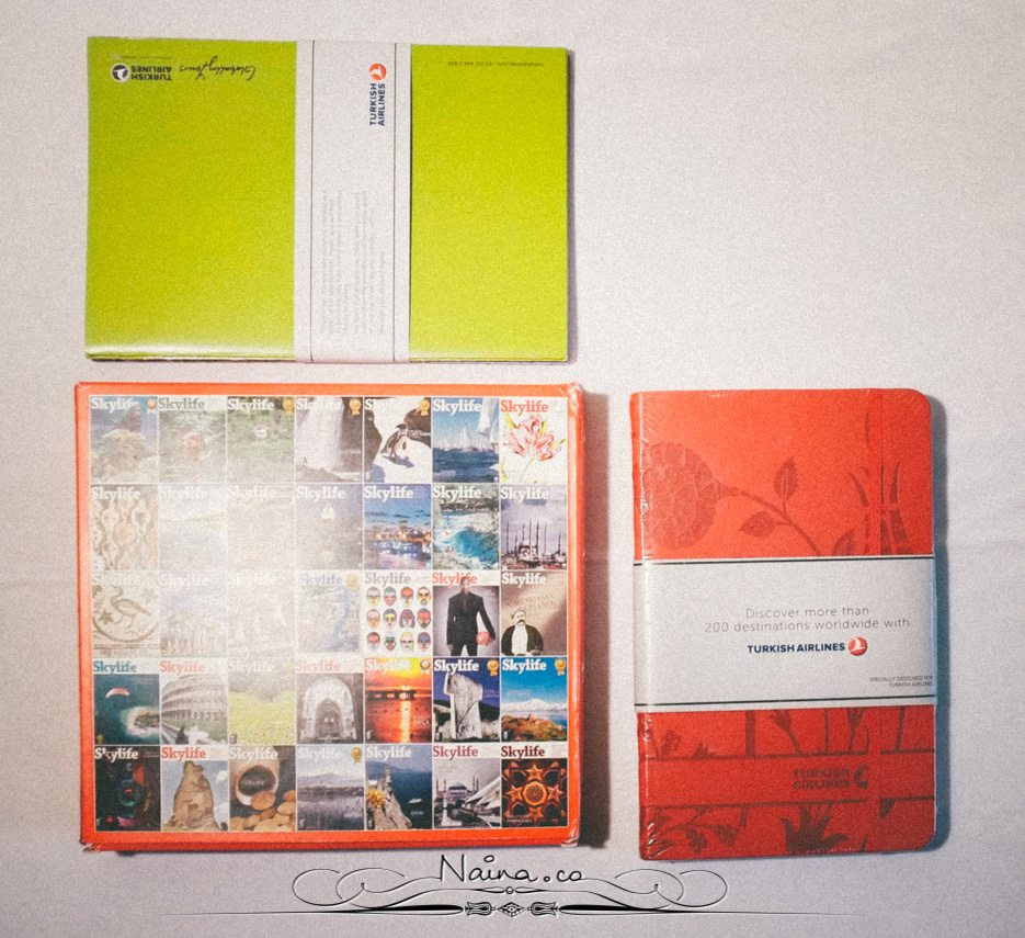 Turkish Airlines Calendar Diary Postcards Lifestyle Photographer Blogger Naina.co Photography