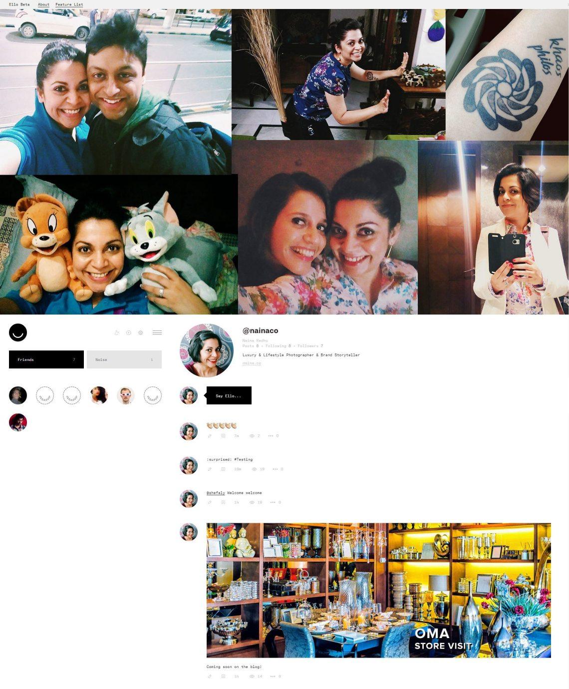 NainaCo-Photographer-Storyteller-Luxury-Lifestyle-Raconteuse-Ello-Social-Network-Profile-NainaCo