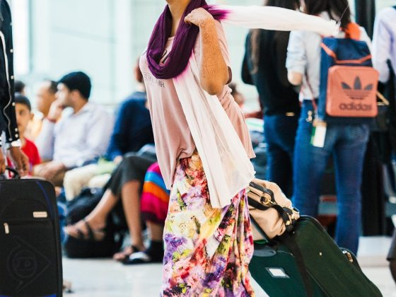 #EyesForStreetStyle #Airport Naina.co Luxury & Lifestyle, Photographer Storyteller, Blogger