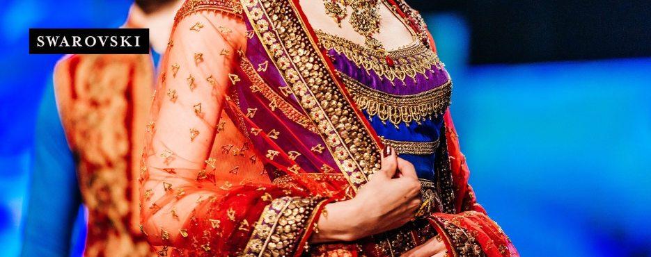 Naina.co Luxury Lifestyle Photographer Blogger Storyteller : Swarovski Couture, India Bridal Week