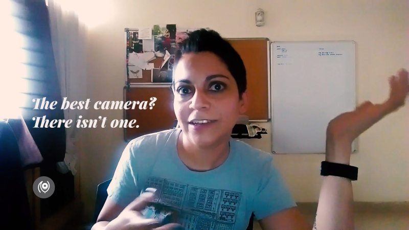 The best camera? There isn't one. #Video Naina.co Luxury & Lifestyle, Photographer Storyteller, Blogger