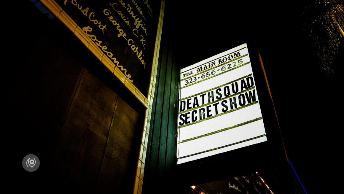 The Comedy Store, Death Squad Secret Show, #AdobeMax15 #NAINAxADOBE #EyesForLA Naina.co Luxury & Lifestyle, Photographer Storyteller, Blogger