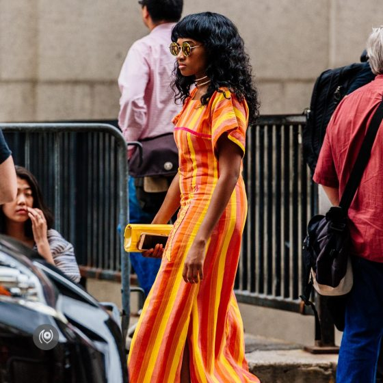 #NYFW New York Fashion Week Spring Summer 2016 #EyesForStreetStyle #EyesForNewYork #REDHUxNYC Naina.co Luxury & Lifestyle, Photographer Storyteller, Blogger