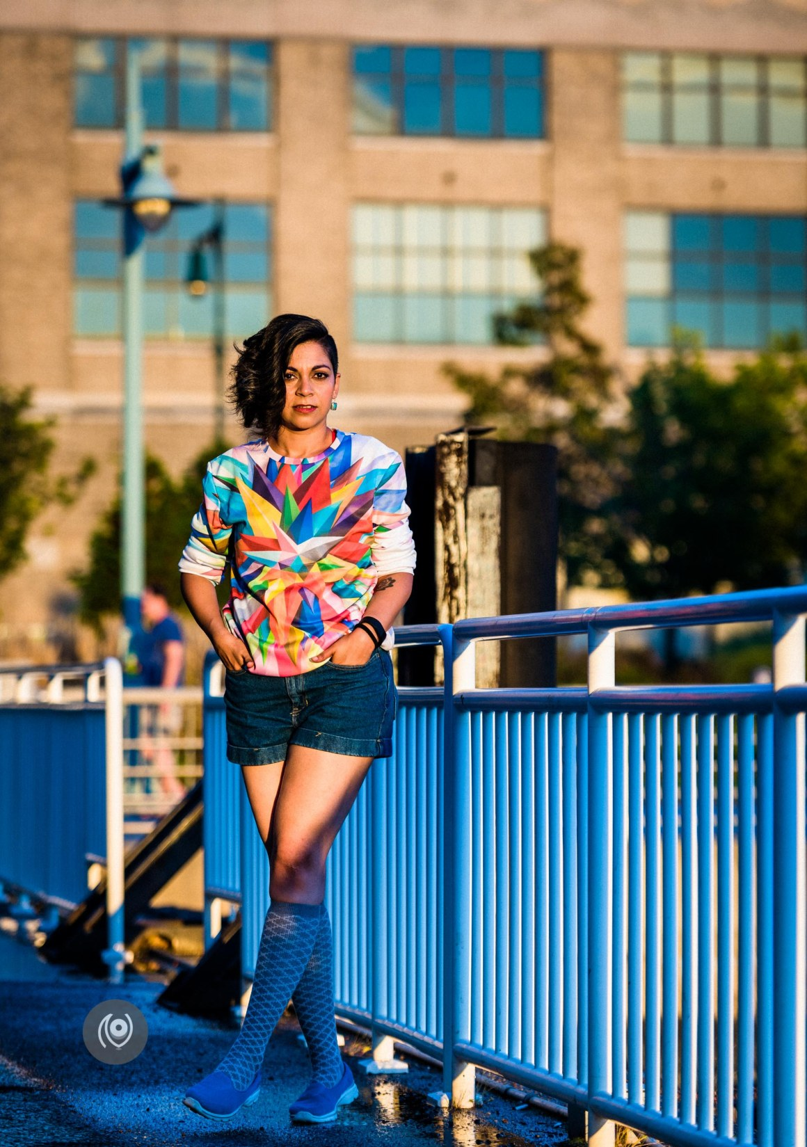 Live Heroes Okudart #NYFW #CoverUp 57 #EyesForNewYork #REDHUxNYC Naina.co Luxury & Lifestyle, Photographer Storyteller, Blogger