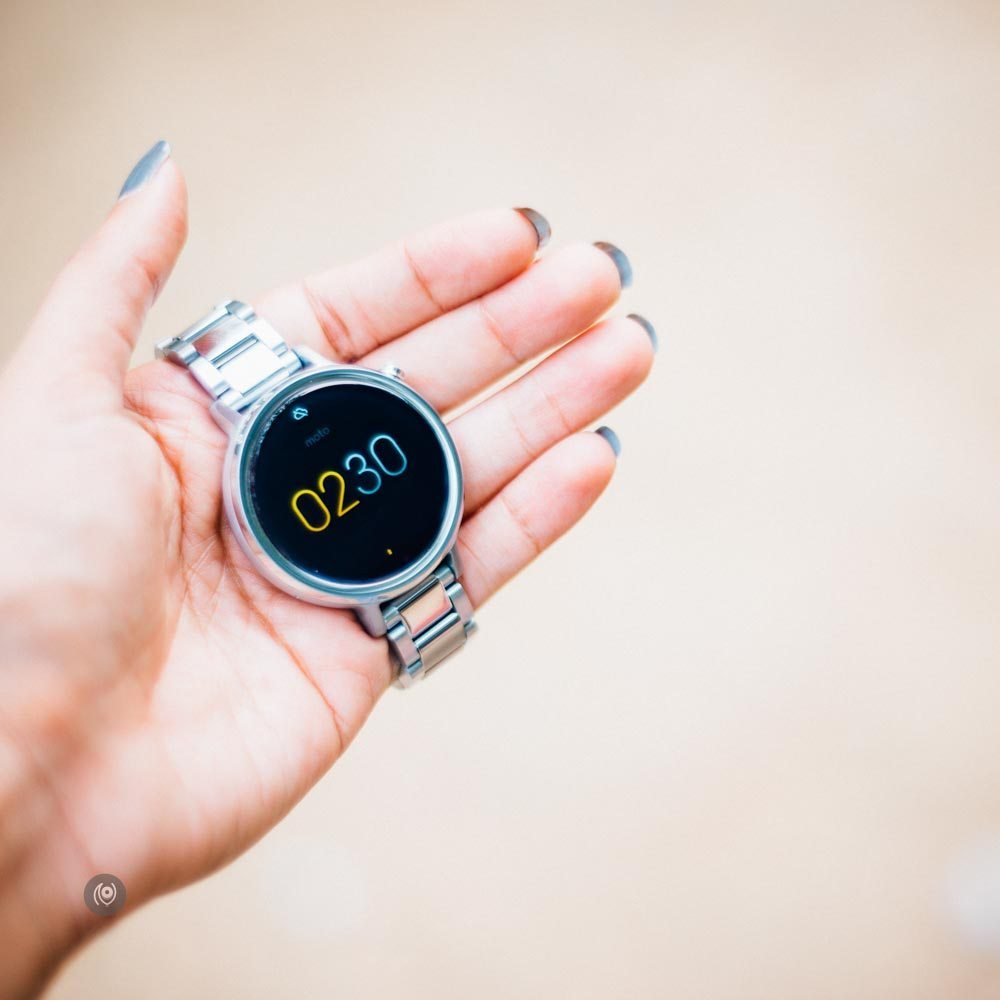 Motorola 360 2nd Generation Smart Watch, Naina.co, Naina Redhu, Luxury Photographer, Lifestyle Photographer, Luxury Blogger, Lifestyle Blogger, Technology, Gadgets, Experience Collector, Motorola India
