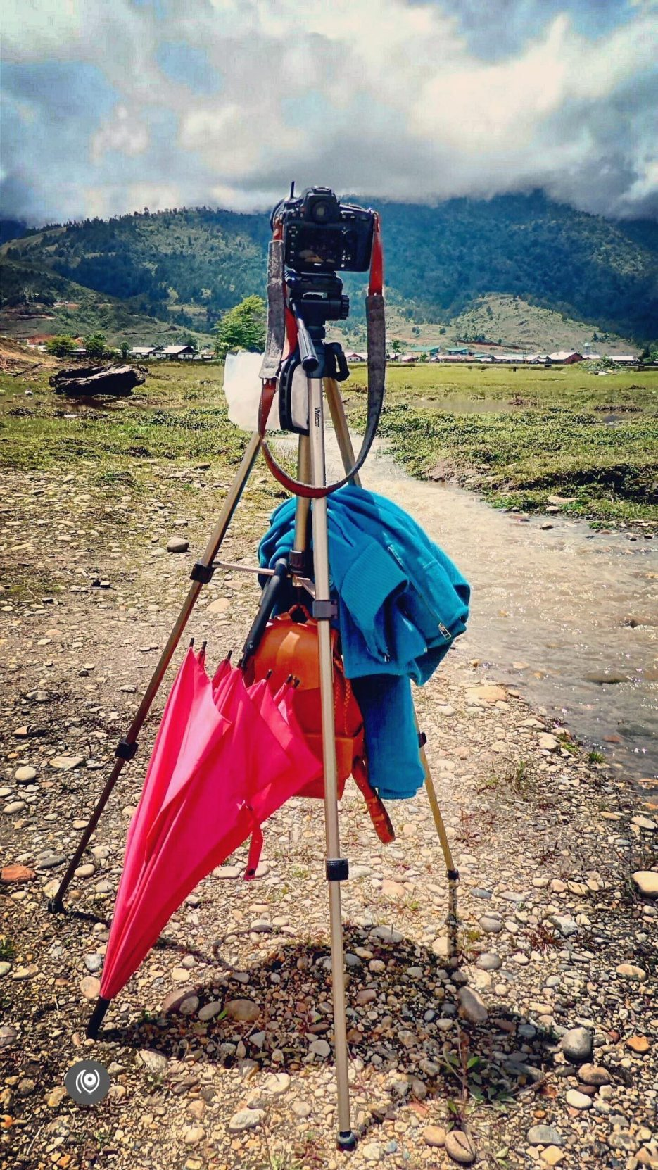 Timelapse Photography, Cloudy, Sunny, River, Yargap Chu, Stray Dogs, Tripod, Menchukha, Menchukha Valley, Menchuka, Mechuka, Arunachal Pradesh, Travel Photographer, Travel Blogger, Luxury Photographer, Luxury Blogger, EyesForDestinations, EyesForArunachal, #EyesForDestinations, #EyesForArunachal