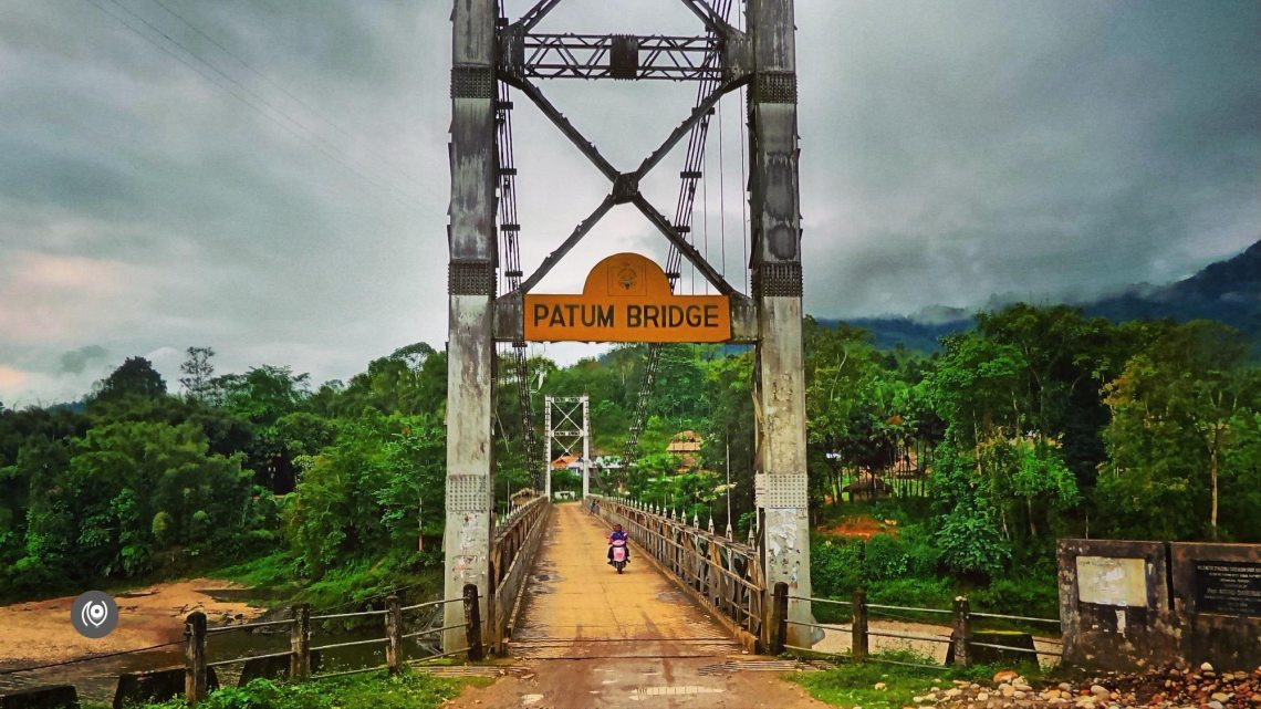 Aalong, Aalon, Alo, Aalo, Kaying to Aalong, Arunachal Pradesh, Travel Photographer, Travel Blogger, Luxury Photographer, Luxury Blogger, EyesForDestinations, EyesForArunachal, #EyesForDestinations, #EyesForArunachal, Patum Bridge