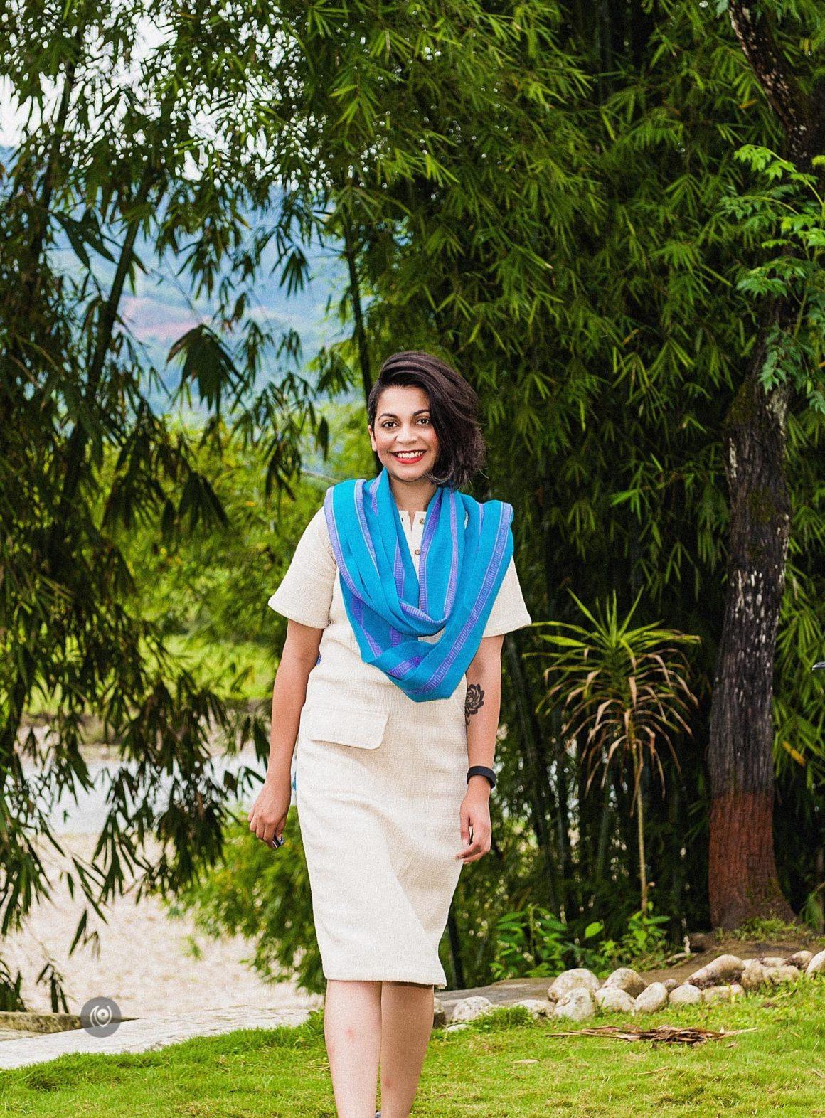 #CoverUp 75, #EyesForArunachal, Naina.co, Luxury Photographer, Lifestyle Photographer, Travel Photographer, Fashion Photographer, Naina Redhu, #EyesForDestinations, #EyesForIndia, Destination Photographer, India, Arunachal Pradesh, Menchukha, Aalong, Patum Bridge, Experience Collector, Photo Story, Visual Experience Collector, #CoverUp, WearBias, BIAS, Mridu Mehra, Local Weave, Scarf