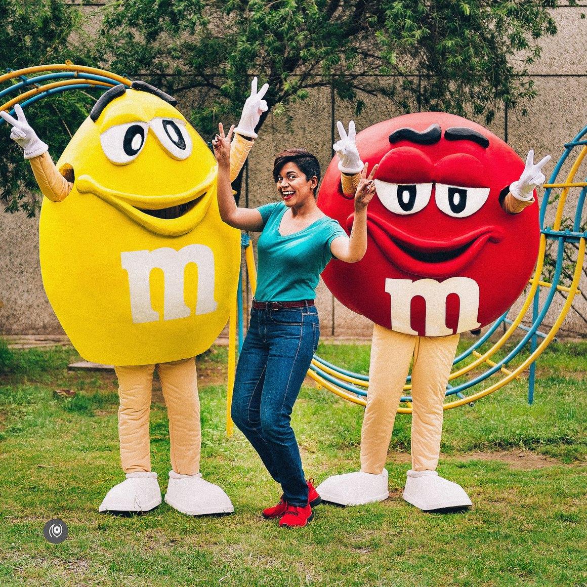 Naina Redhu, Naina.co, M&M's, MandMs, MandM, MnnMsInIndia, Red, Yellow, Chocolate, Mars, In India, Product Launch, Goodie Box, Welcome to India, Irresistible, Product Photographer, Lifestyle Photographer, Luxury Photographer, Blogger
