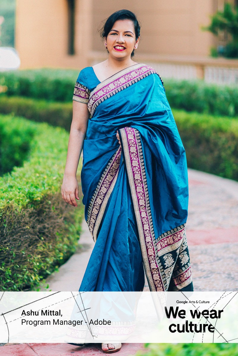 Naina.co, Naina Redhu, Google India, Google, Google Arts & Culture, #SareeOnMe, #WeWearCulture, #NAINAxGoogle, Professional Photographer, Blogger, Lifestyle Photographer, Lifestyle Blogger, Travel, Saree, Drape, Drapes, Draping, Textiles, India, Style, Ajmira Shaikh, Karishma Yadav, Sahiba Gursahaney, Ashu Mittal, Sejal Kumar, Anupriya Kapur, Bhumika Bhatia, Nicole Juneja, Purba Ray, Anjali Batra, Surabhi Chauhan, Nayantara Parikh, #EyesForPeople, #EyesForInfluencers, Influencers, Influencer Marketing, Portraiture, Portrait Photographer, Google Feature, Twelve Women, Arts, Culture