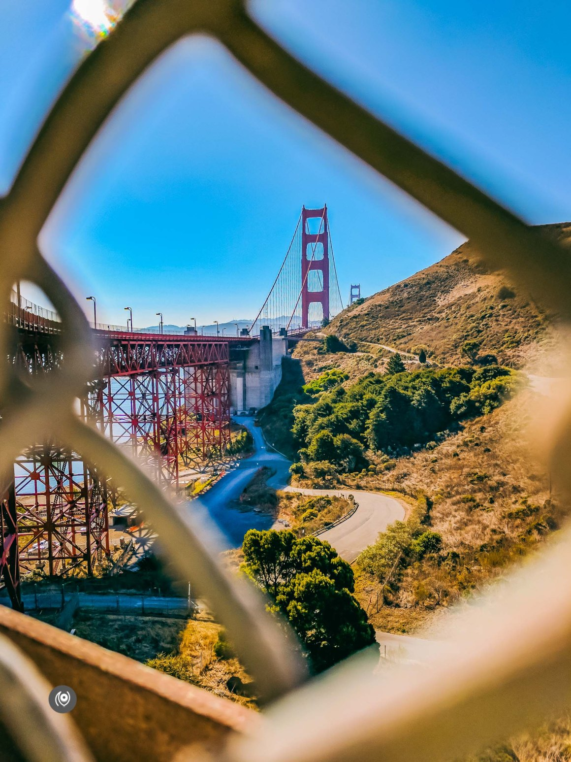 Naina.co, Golden Gate Bridge, San Francisco, Bay Bridge, San Francisco Bay, NAINAxGoogle, EyesForDesinations, EyesForSF, Travel Photographer, Travel Blogger, Lifestyle Photographer, Lifestyle Blogger, Naina Redhu, Professional Photographer, Professional Blogger, Alcatraz, Travel, USA, America