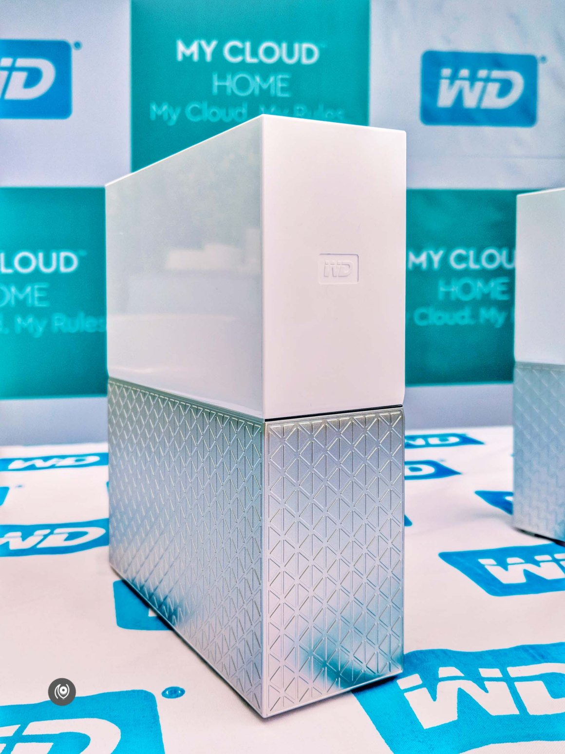 Naina.co, EyesForTechnology, Western Digital, WDCreators, MyCloudMyRules, Hard Disk Drive, Hard Drive, My Cloud Home, My Cloud Home Duo, Qutub, Olive, Launch Event, Client, New Delhi