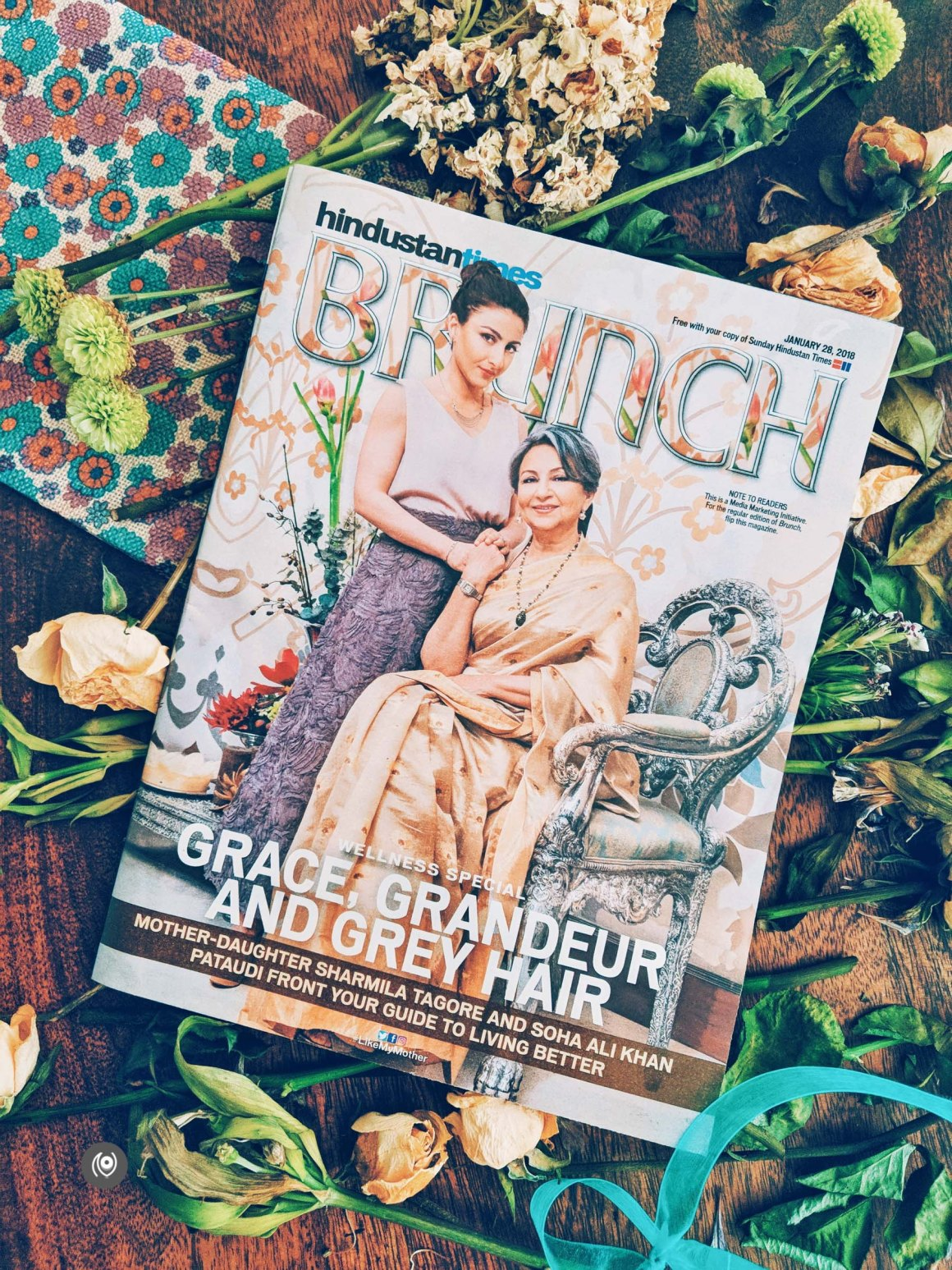 Naina.co, Naina Redhu, Hindustan Times, HTBrunch, Jamal Shaikh, Samreen, Soha Ali Khan Pataudi, sakpataudi, Sharmila Tagore, Cover Shoot, Professional Photographer, Cover Photographer, Bollywood, Actors, LikeMyMother, Grace, Grandeur, Grey Hair, Wellness, Media Marketing, HMIndia, On The Cover, Her Mother's Daughter, Health, Magazine, EyesForLifestyle, Lifestyle Photographer, Luxury Photographer, Lifestyle Blogger, Luxury Blogger, Lifestyle Photographer India, Luxury Photographer India, Lifestyle Blogger India, Luxury Blogger India, Influencer, Lifestyle Influencer, Luxury Influencer, Lifestyle Influencer India, Luxury Influencer India, Photography Influencer, Photography Influencer India