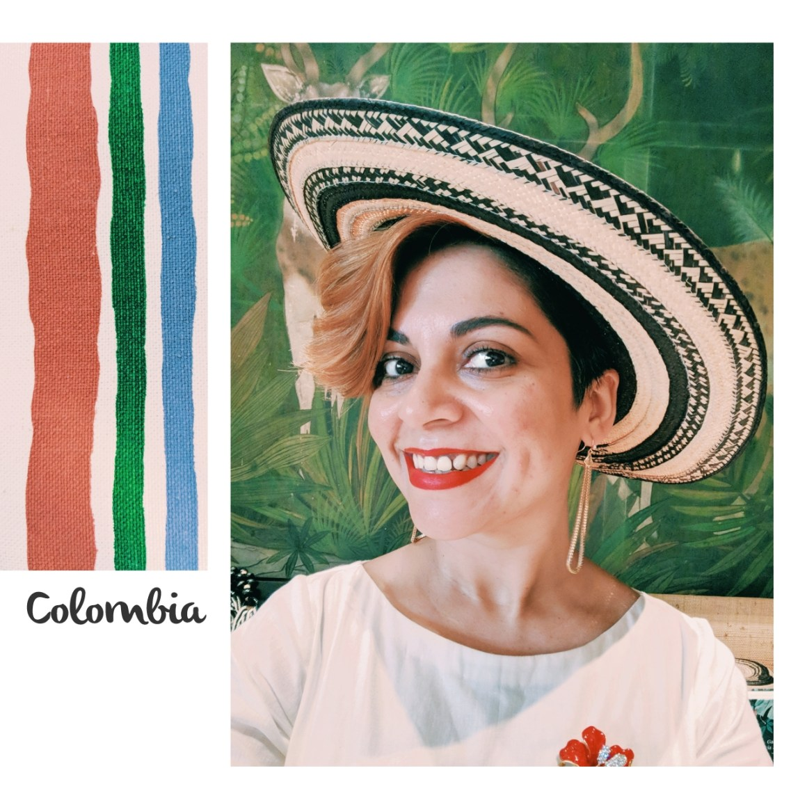 Naina.co, Naina Redhu, Colombia, Ambassador of Colombia, New Delhi, India, EyesForDestinations, EyesForColombia, SalvoPatria, Bogota, Taj Mahal Hotel, Lunch, Coffee, Chef Juan Ortiz, Chef Alejandro Gutierrez, Celemencia Forero