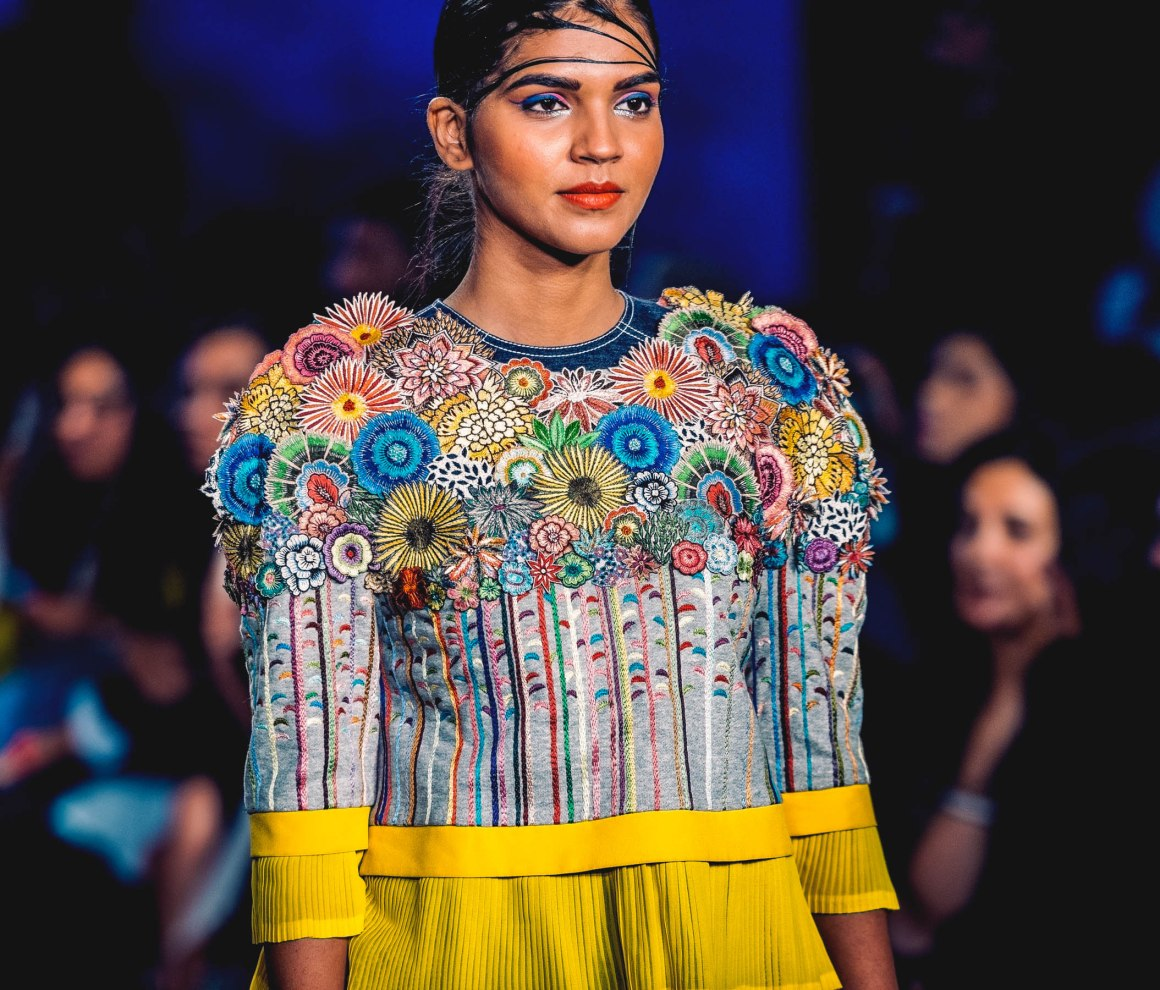 #EyesForFashion, #MadeInIndia, 10YearsOfRahulMishra, Aarna Mishra, Autumn Winter, Blogger Naina, Decade, delhi, Delhi Fashion Week, Divya Mishra, embroidery, Fashion Design Council of India, fashion show, FDCI, French Knots, From The Archives, Gurgaon, India, india fashion week, Indian Fashion Designer, Jawaharlal Nehru Stadium, lifestyle blogger, lifestyle photographer, Liva, LMIFWAW19, Lotus Makeup India Fashion Week, luxury blogger, luxury photographer, Metamorphosis, naina redhu, naina.co, Photographer Naina, Professional Blogger, professional photographer, Rahul Mishra, Reinvention, Retrospect, Retrospection, Retrospective, Runway, Structured Garments, Ten Seasons of Paris Fashion Week, textiles, Weaves