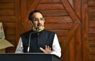 भारत की संस्कृति के कण-कण में अहिंसा की अनुगूंज है:प्रो एनके जोशी।