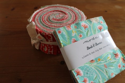 Jelly Roll and Charm Pack