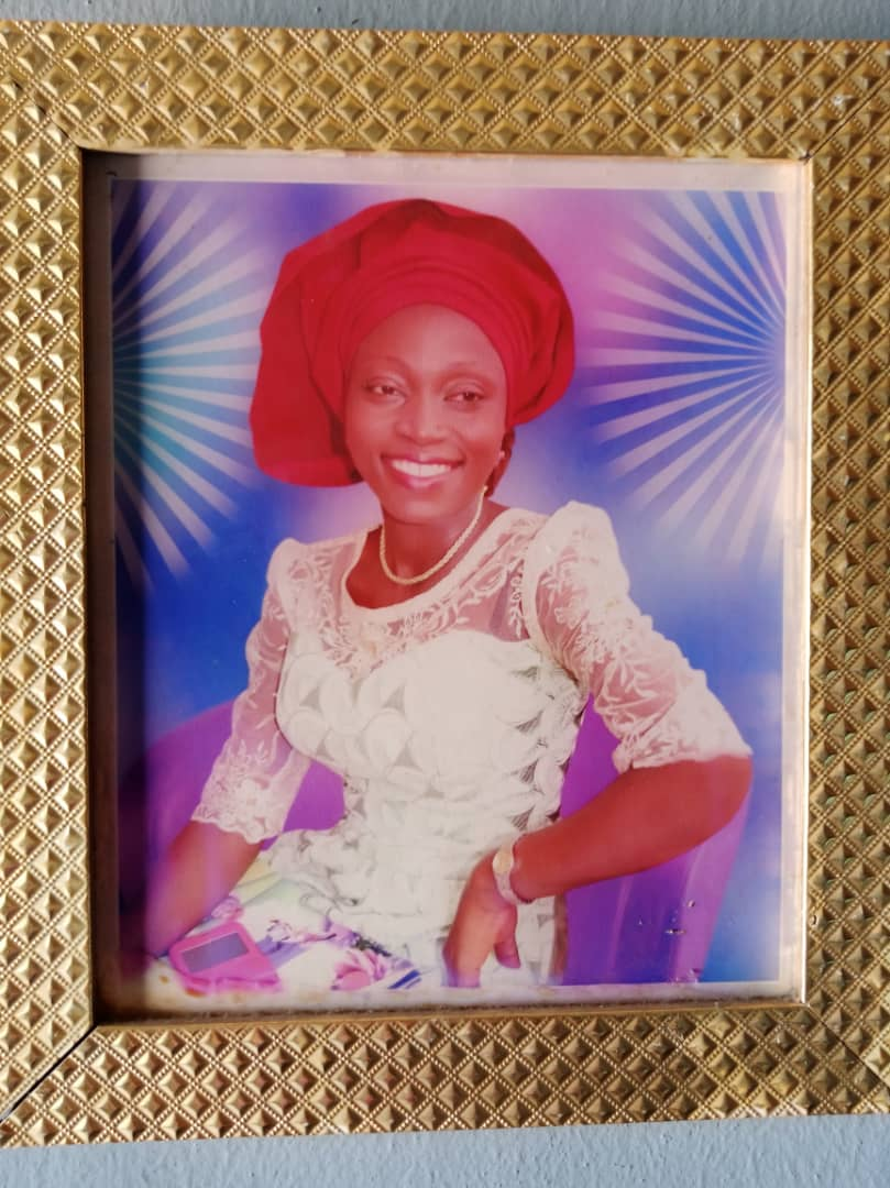 Late Miss Oluremi Esan