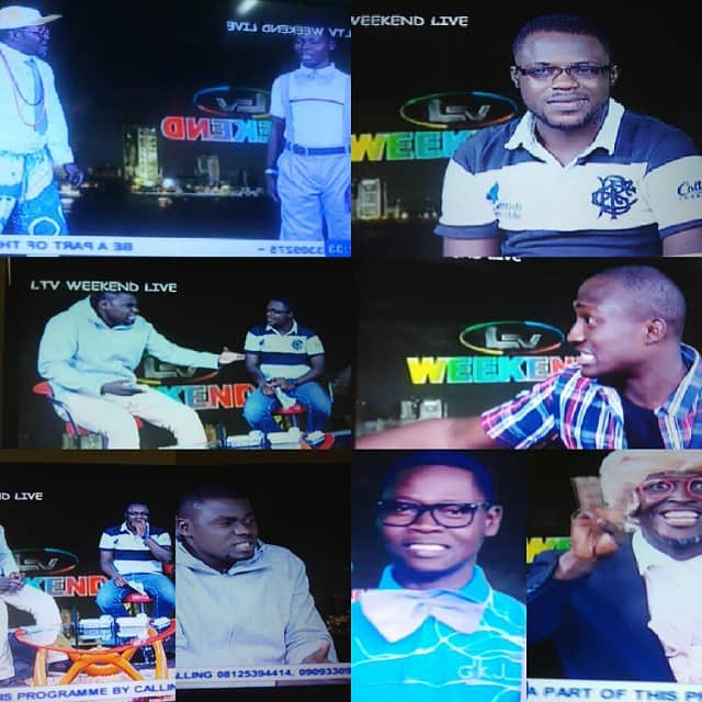 Comedy Segment on LTV 8