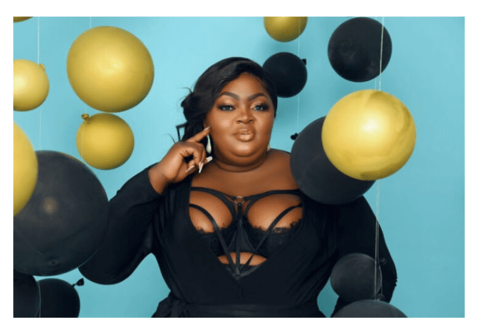 Eniola Badmus Birthday Photo