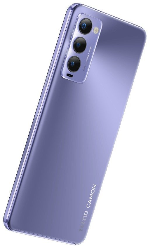 CAmon 18 side view