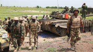 Nigerian Army ranks