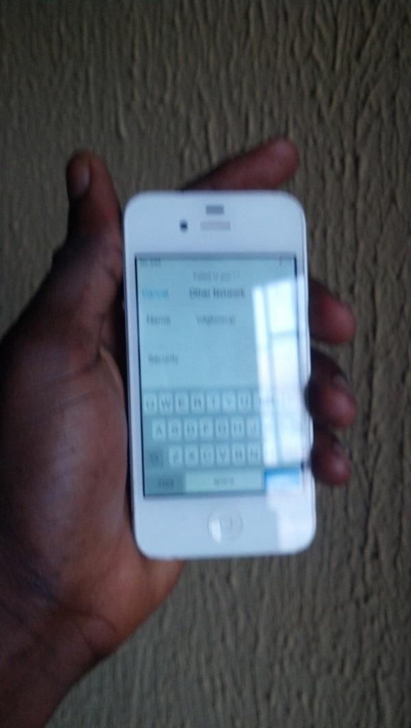 U.s Clean Iphone 4 (pics) 30k sold!!!! - Technology Market - Nigeria