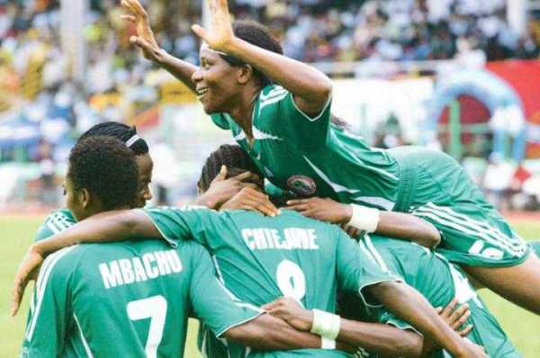 WELCOME BACK,Super HEROES/Falcons Of NIGERIA - Sports ...