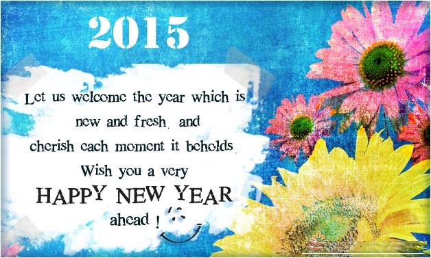sister new year greetings
