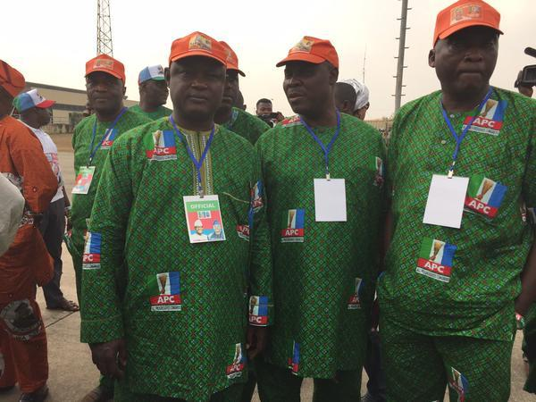 APC Presidential Rally Oyo State (Live Pictures ...