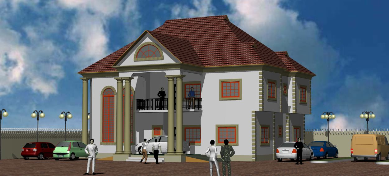 Amazing Architectural Designs And Building Plans