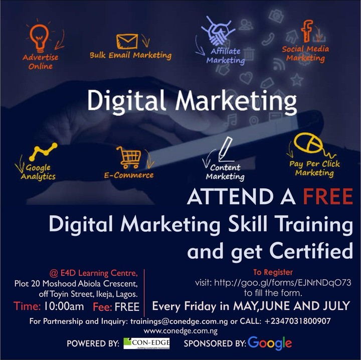 Recent articles subscribe © 2020 the manifest Free Google Digital Marketing Skill Training With ...