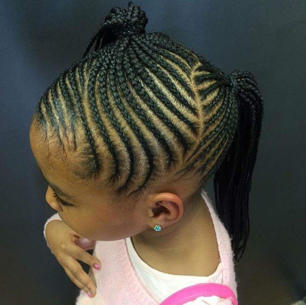 Natral Black Girl Hairstyles 2017