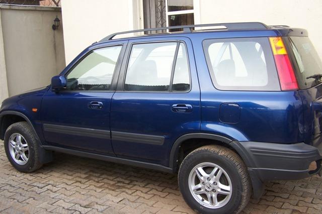 1998 Honda Crv Jeep For Sale 129m Autos Nigeria