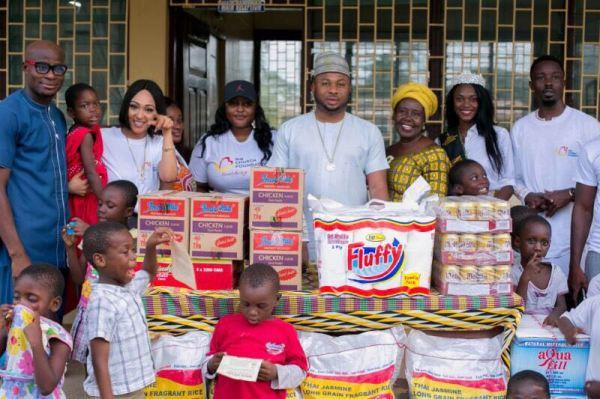 Churchills Foundation Visits Osu Children Homes Ahead Of ...