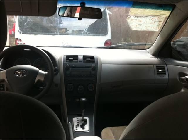 2001 Toyota Corolla Door Latch