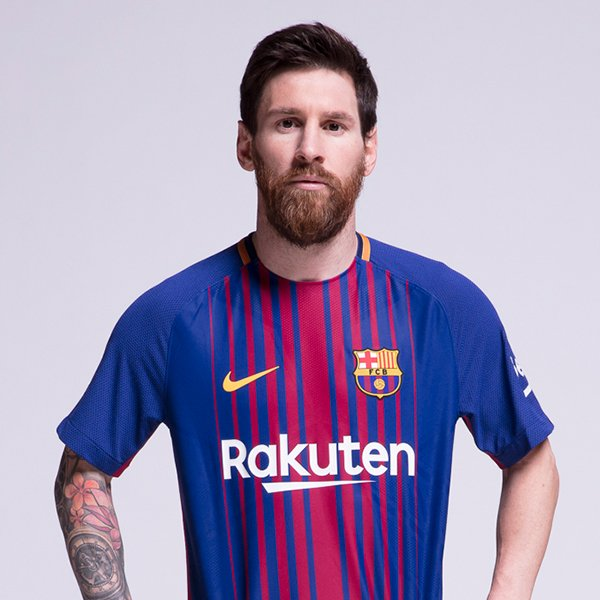 Barcelona Unveils New Players Jersey For Next Season 2017