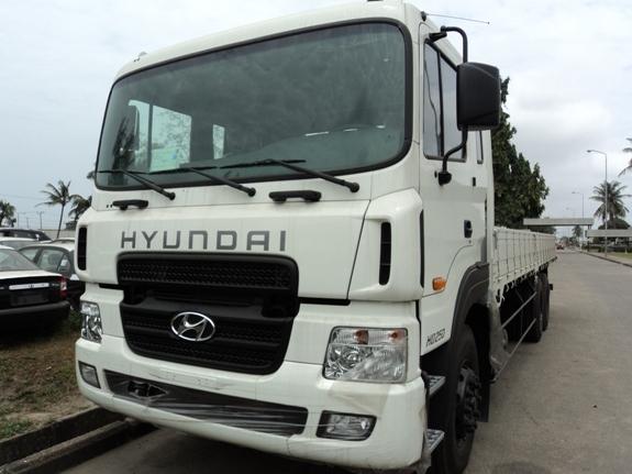 Hyundai HD 270 12 Ton Truck Now On Sale