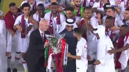 Qatar Defeat Japan 3-1 To Win 2019 Asian Cup (Photos ...