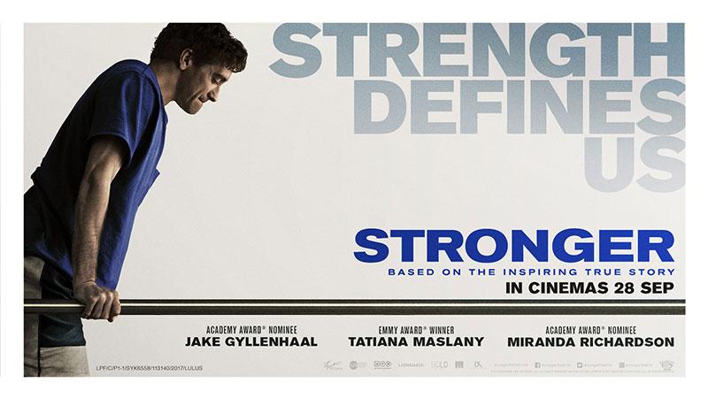 Stronger 2017