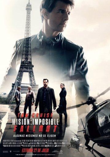 Misión: Imposible - Fallout (2018)
